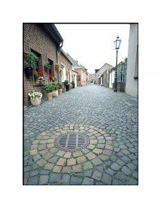 Limmerstraße in Grieth