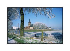 Grieth im Winter