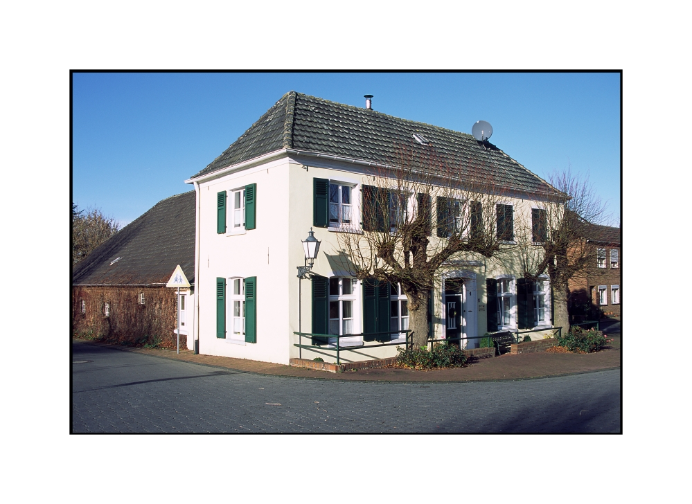 T-Haus in Grieth