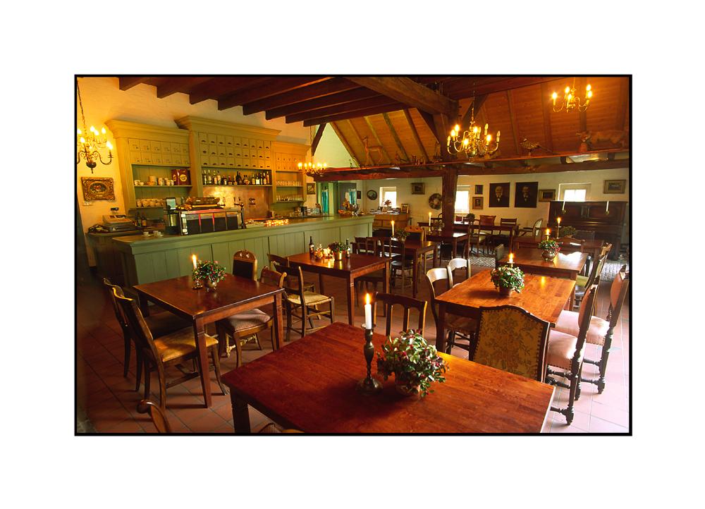Remise-Restaurant Kasteel Vorden